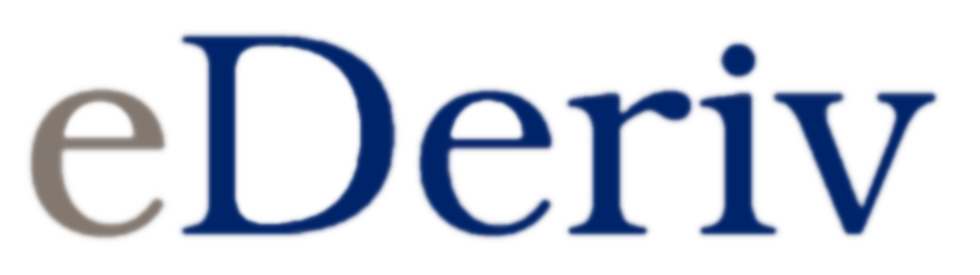 eDeriv Logo