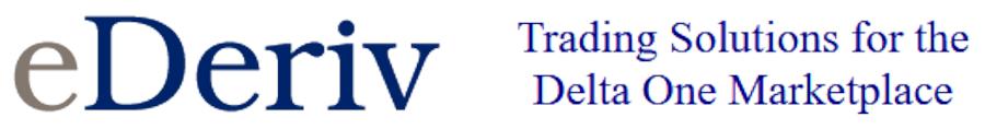 eDeriv Trading Solutions