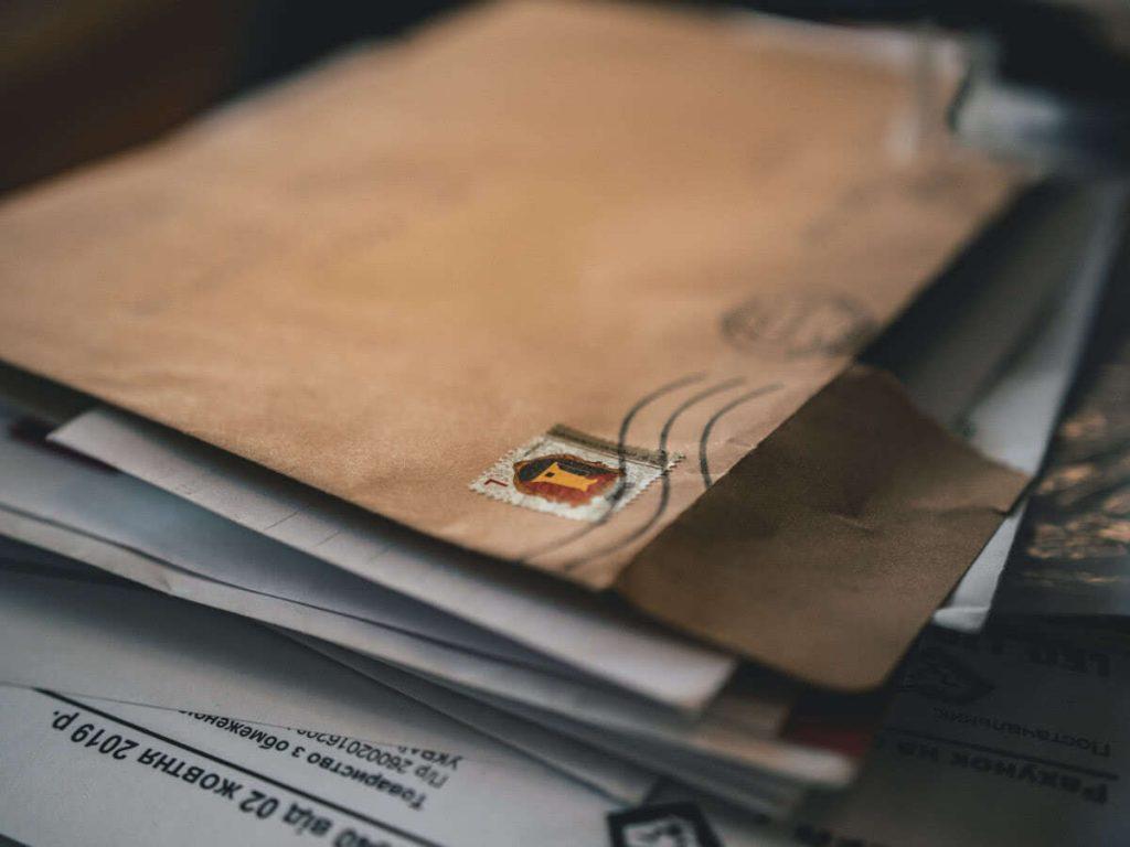 Mail Envelopes Original Social Network