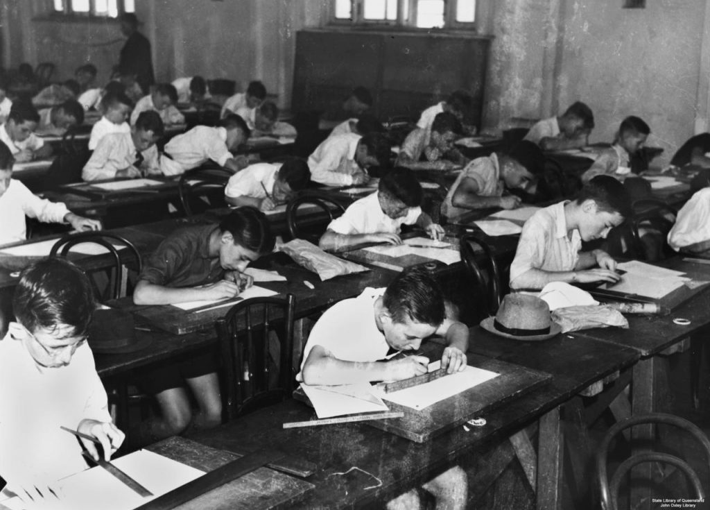 Old BW Students Class
